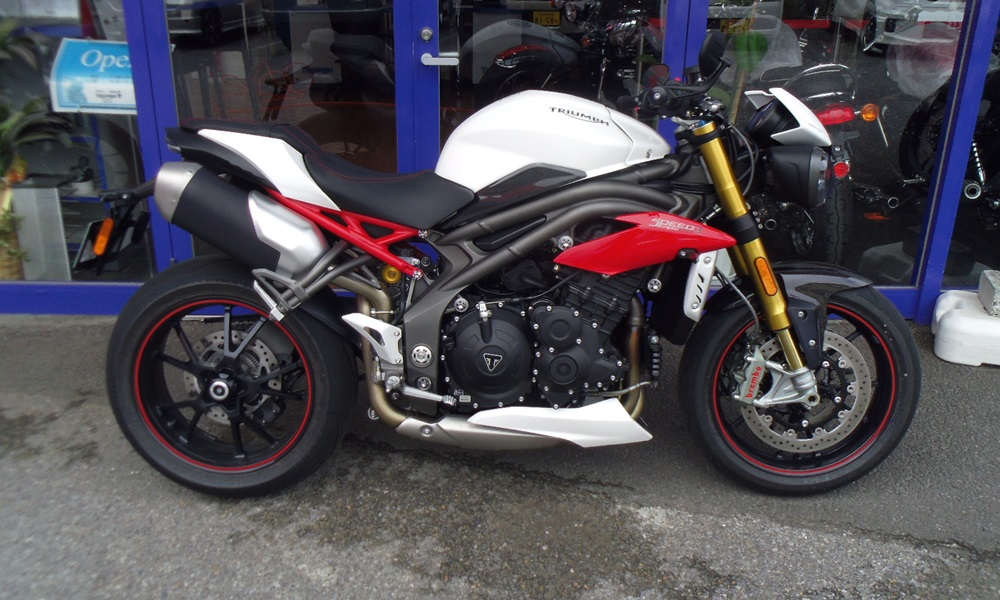 Speed Triple R  中古車